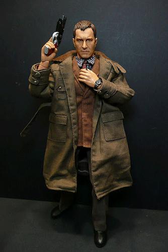Deckard action figure