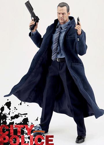 Hartigan action figure