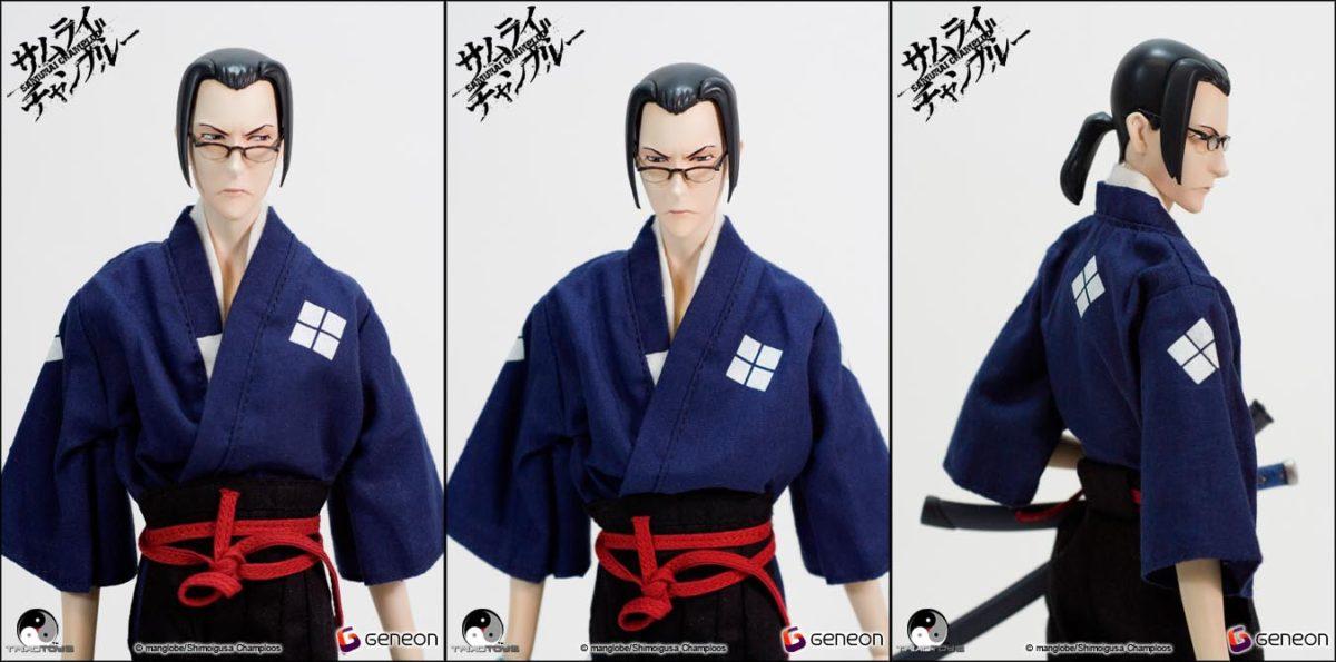 Triad Toys Jin promo