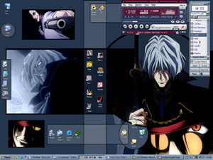 My Windows Desktop - 06.2004