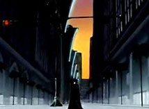 Wolf's Rain: Last City