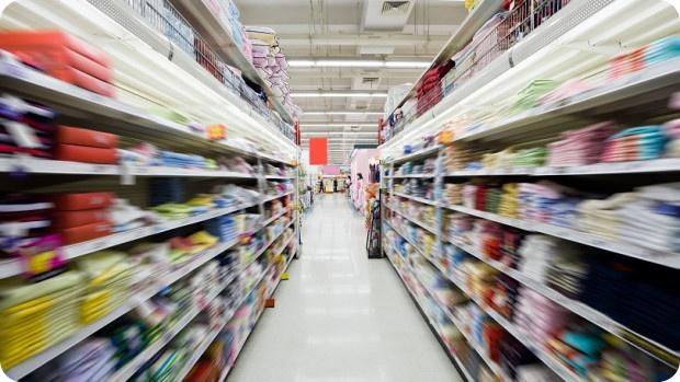 Ночной супермаркет