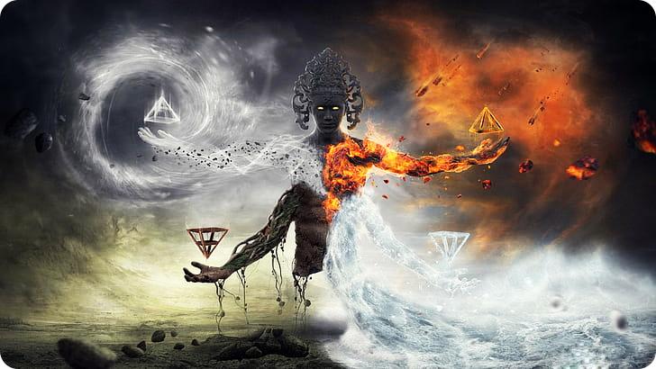 Religion & Fire