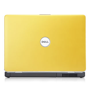dell inspiron 1525 yellow