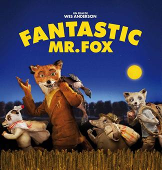 Fantastic Mister Fox poster