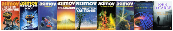 2013 best books: Asimov