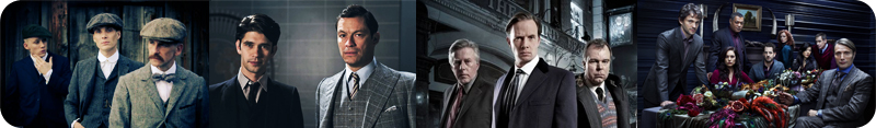2013 best tv shows: Peaky Blinders, Hour, Whitechapel, Hannibal