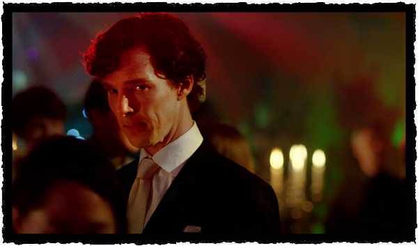 Sherlock: Wedding party still