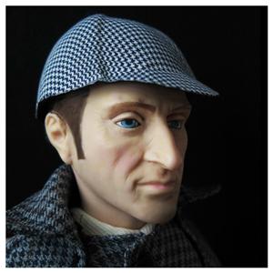 Dolls: Sherlock Holmes