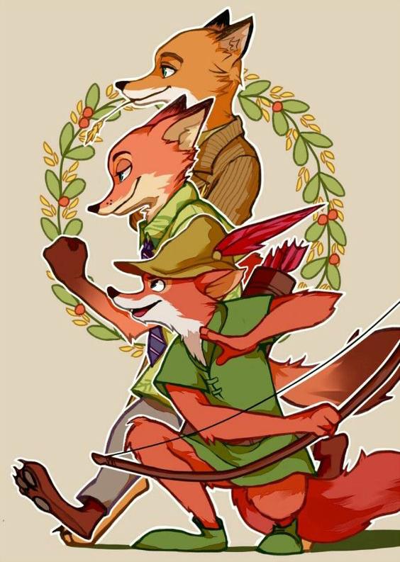 Foxy boys 01