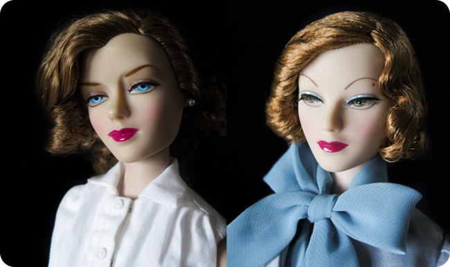Dolls: Madra Lord & Marsha Hunt