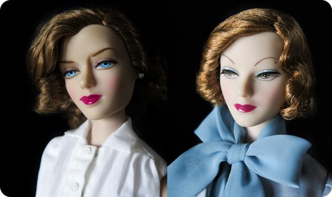 Dolls: Madra Lord & Marsha Hunt