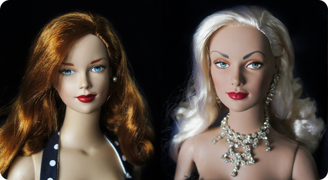 Dolls: Tonner Brenda & Daphne