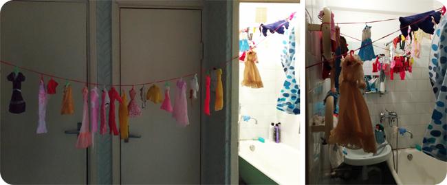 Dolls: Laundry