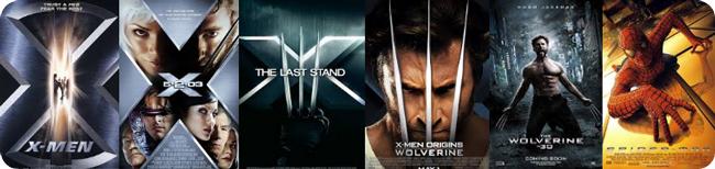 Films: 00s Superheroes