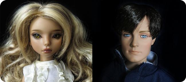 Dolls: Milim & Peter Parker
