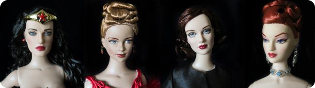 Dolls: Tonner & Oona