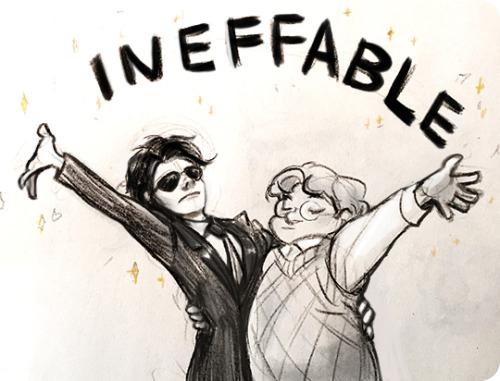 Good Omens - Ineffable