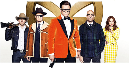 Film: Kingsman