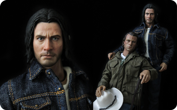 Action figure: Jack Twist