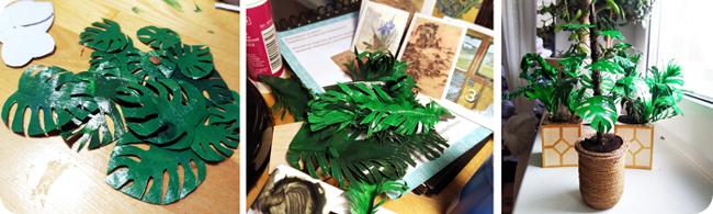 Diorama: Plants