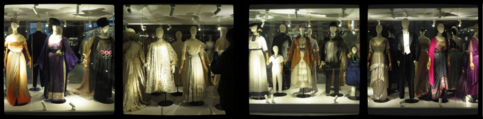 Russian Modern fashion exhibition