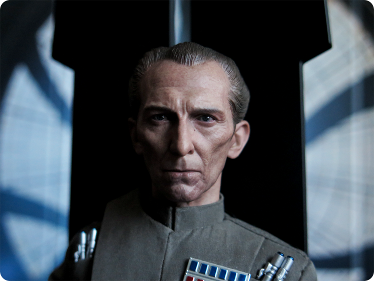 2018: Favourite Barbie Title goest to Hot Toys Tarkin