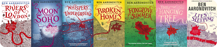 Rivers of London series