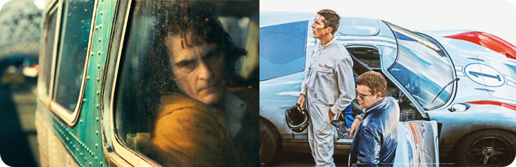Joker & Ford v Ferrari