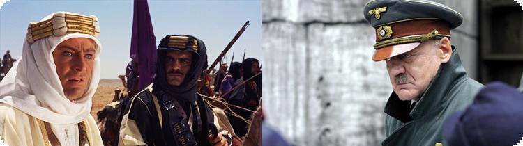 Lourence of Arabia & Downfall