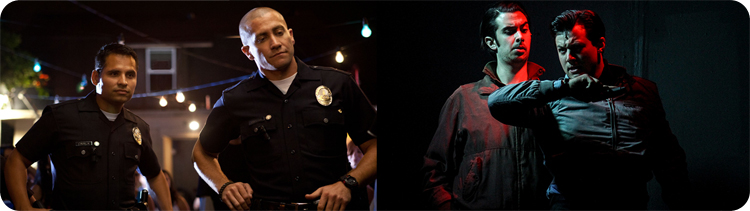 End of Watch & Spies are forever