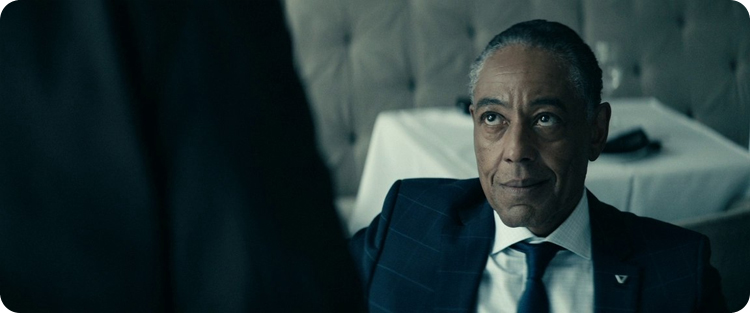 Giancarlo Esposito in The Boys