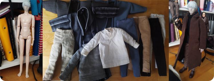 Medicom Ginko: new body and new wardrobe