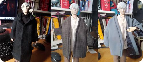 Mushishi Ginko wardrobe