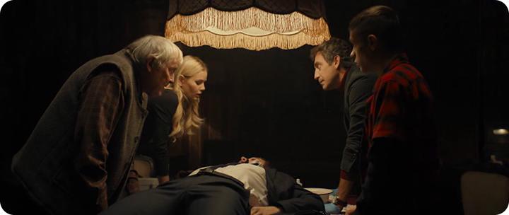 TV-show: Вампиры средней полосы