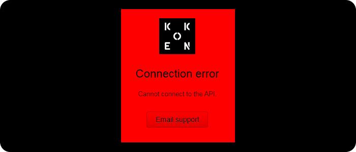 RIP, Koken
