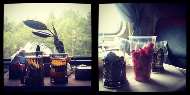 Чай и Малина из Котласа