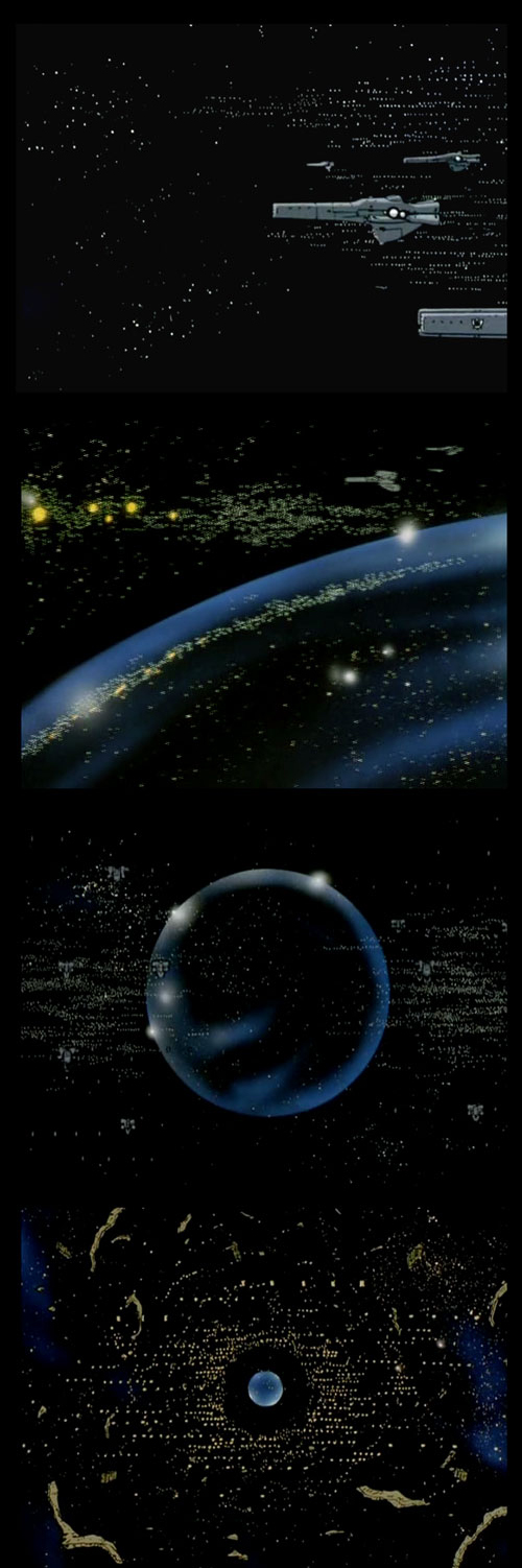 Legend of the Galactic Heroes - Battles