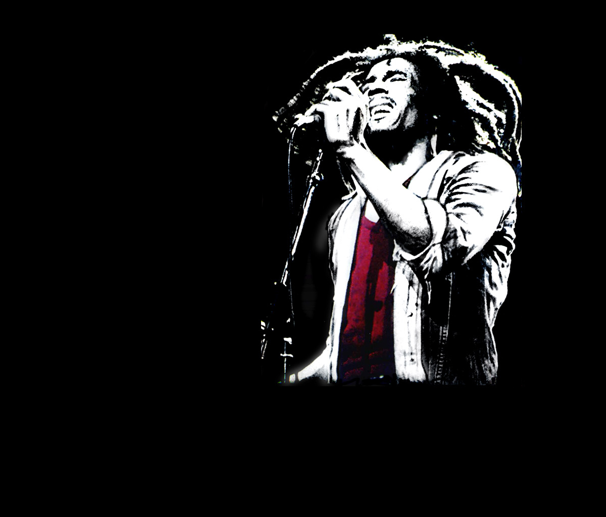 Bob Marley wallpaper - 1200x1024