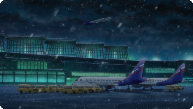 Yuri on Ice: Pulkovo