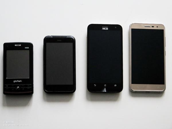 My Mobile lineup