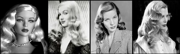 Tonner - Peggy Harcourt comparison