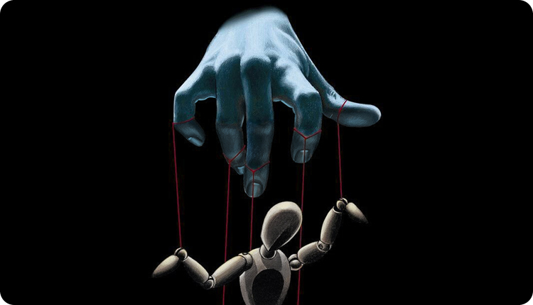 Puppet and it's master