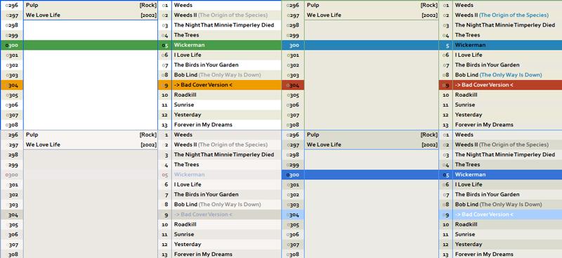 foobar2000: azrael original themes 02