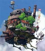 Howl's Moving Castle single