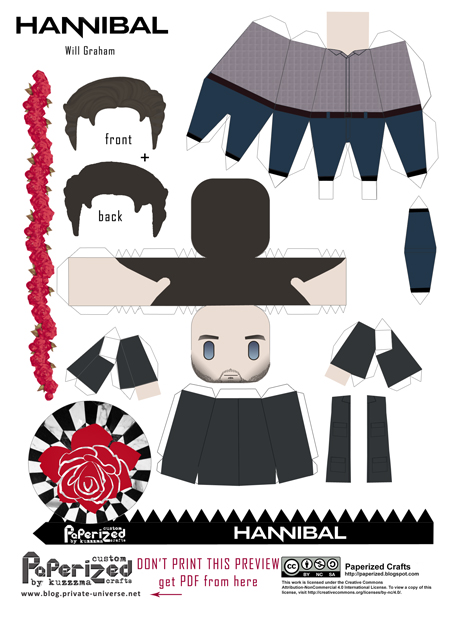 Will Graham pattern preview