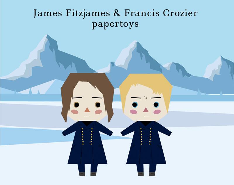 Francis Crozier & James Fitzjames