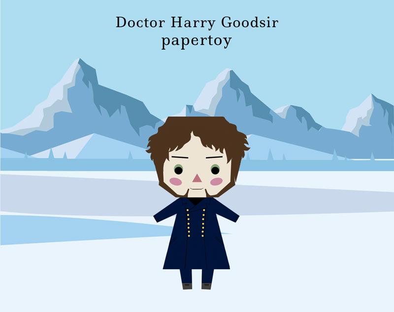 Harry Goodsir
