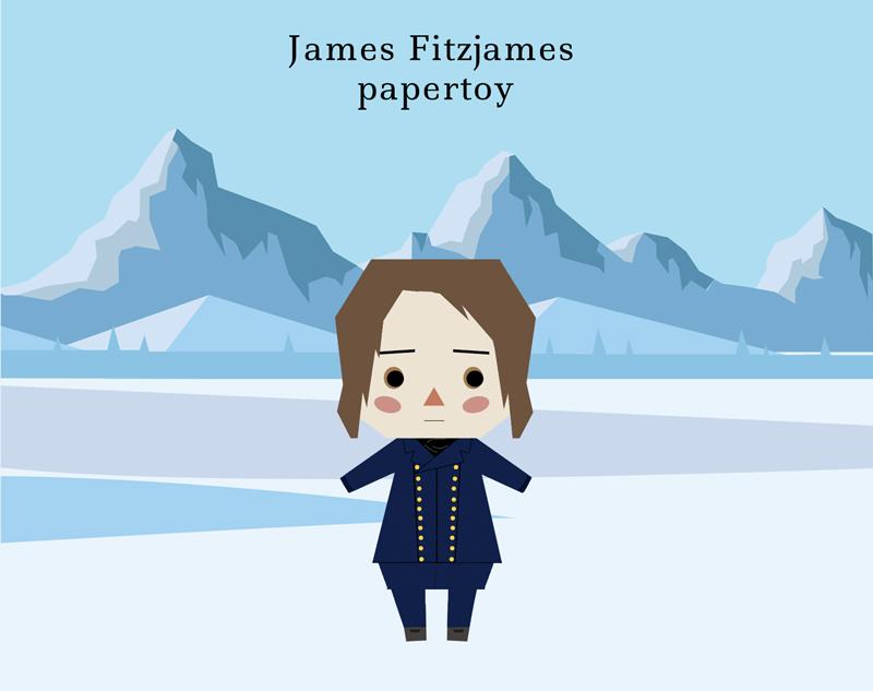 James Fitzjames